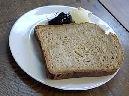 spelt bread, sliced